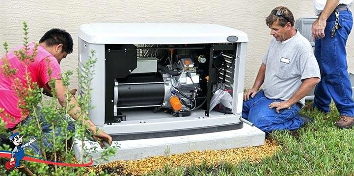 Generator Installation Process