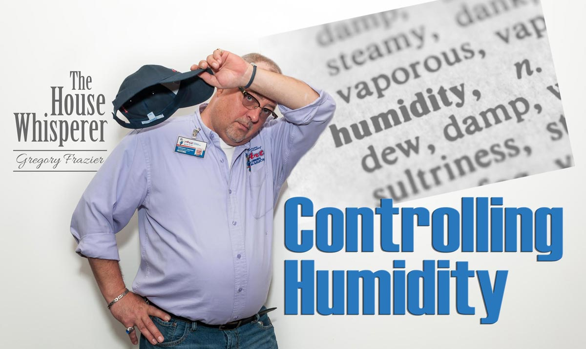 controlling humidity