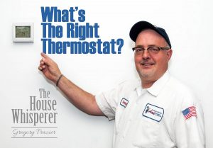 the right thermostat
