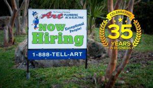 Art Plumbing Hiring in Orlando