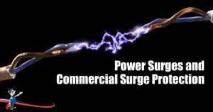 Commercial Surge Protection