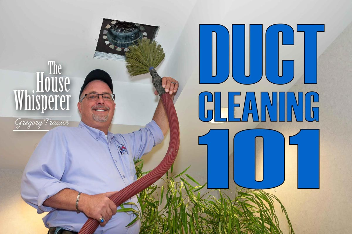 Duct Cleaning 101