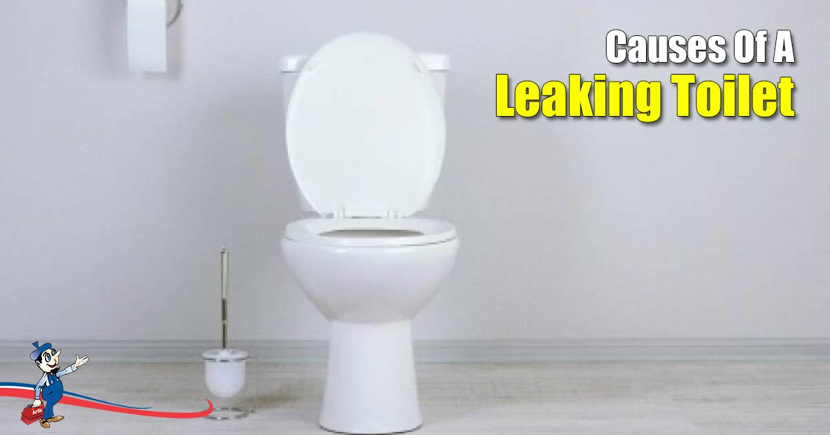 Leaking Toiletr