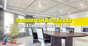 Commercial Duct Repairr