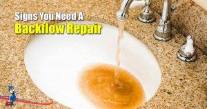 Backflow Repair