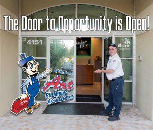 Door-to-Opportunity