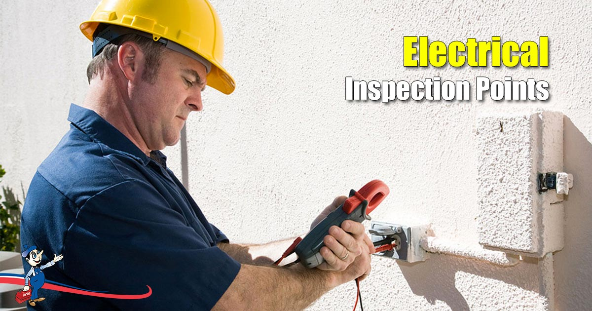Electrical Inspection Points