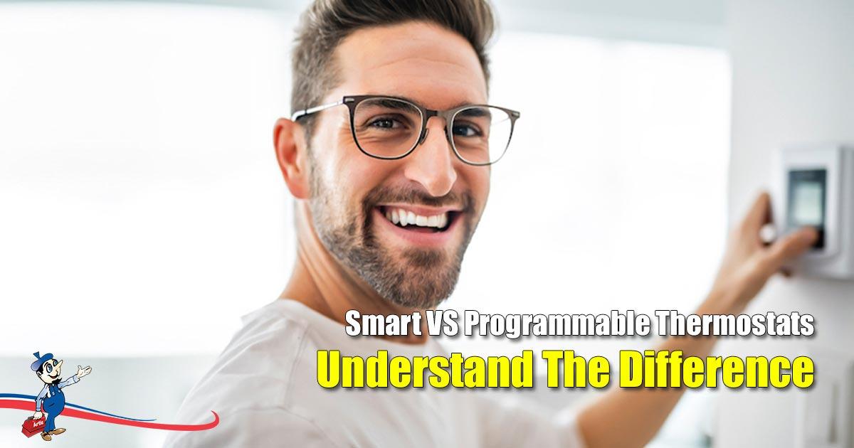 Smart VS Programmable Thermostats