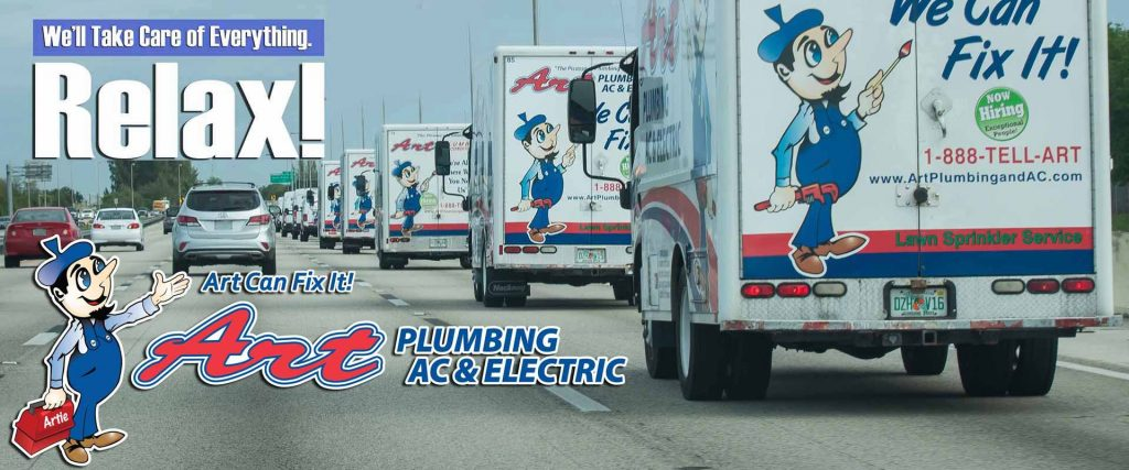 plumbing, air conditioning, and electrical services in Delray Beach, FL