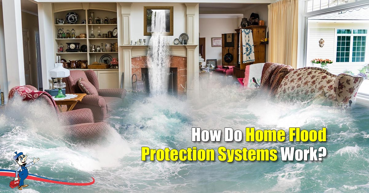 Home Flood Protection Systems