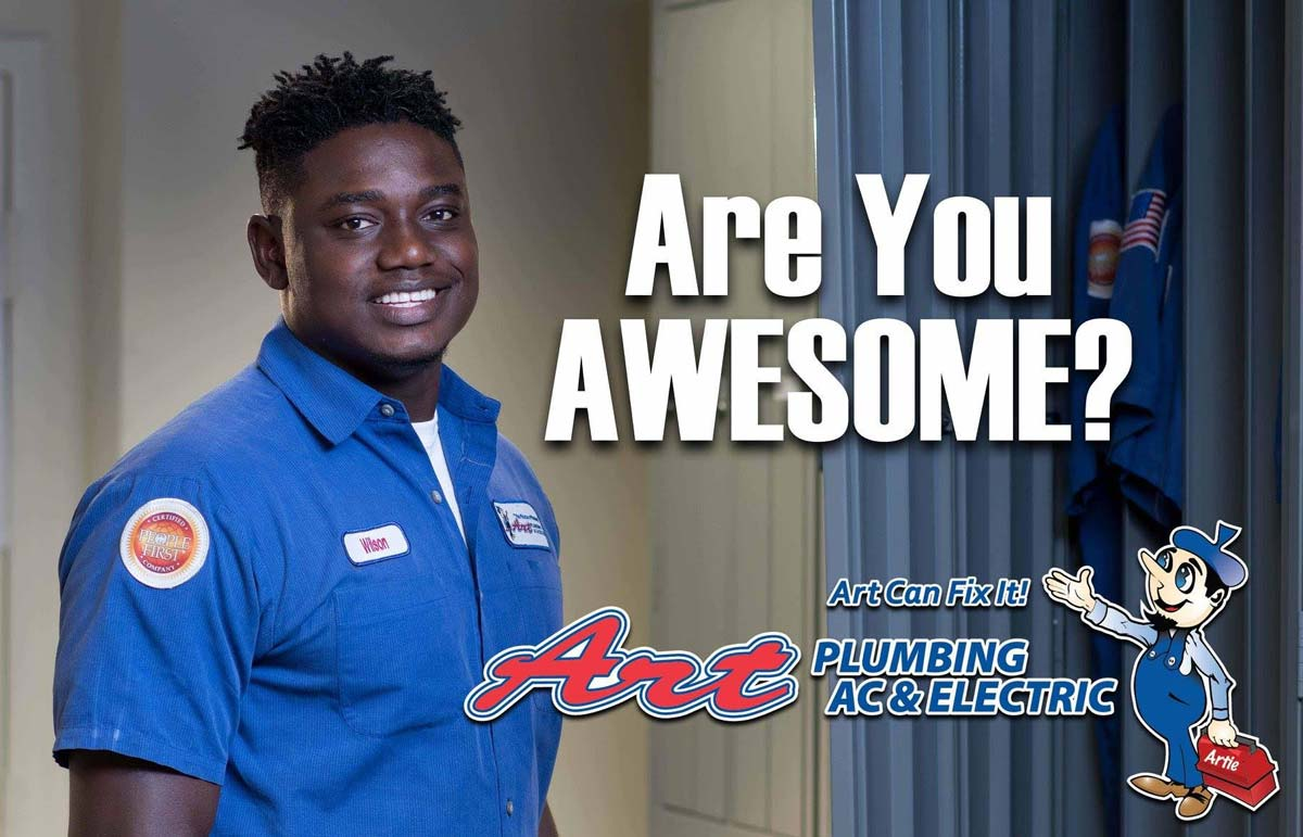 Get Ready For Life As An Art Plumbing  Ac  U0026 Electric Hvac