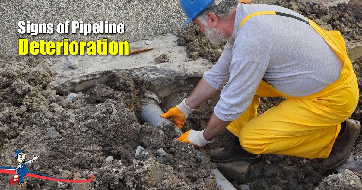 Pipeline Deterioration