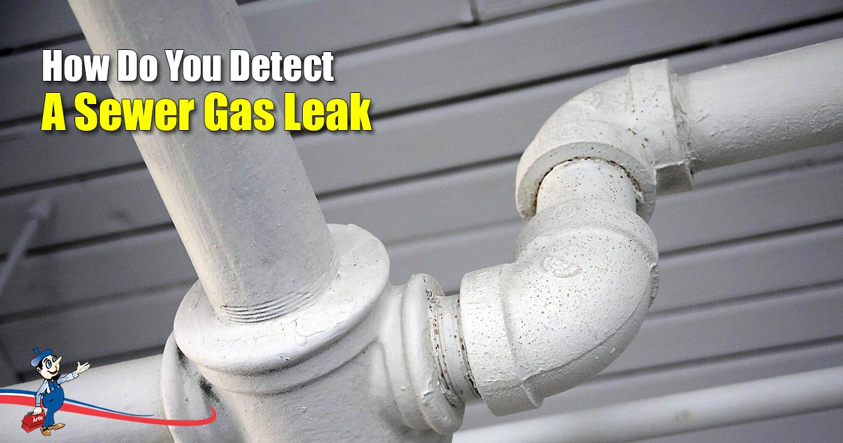 Sewer Gas Leak