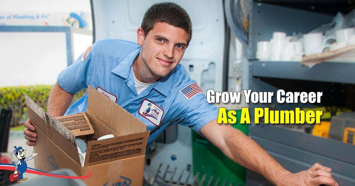 plumber career