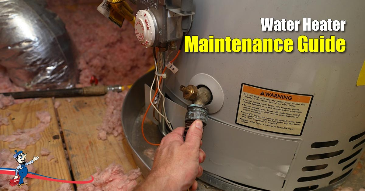 How To Maintain Your Water Heater For Maximum Efficiency
