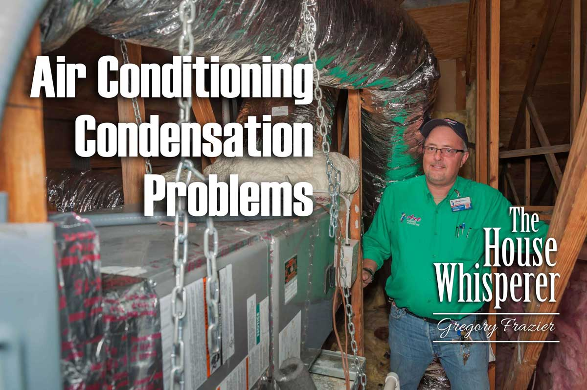What Causes Condensation On Ac Ducts