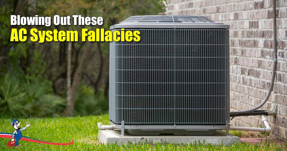 AC System Fallacies