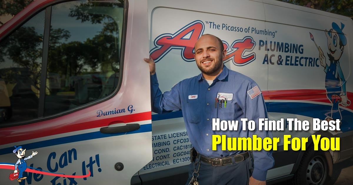 Find The Best Plumber