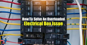 Overloaded Electrical Box