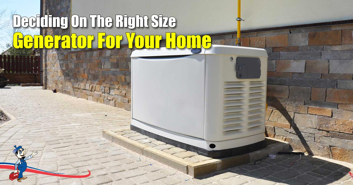 Generator For Your Home