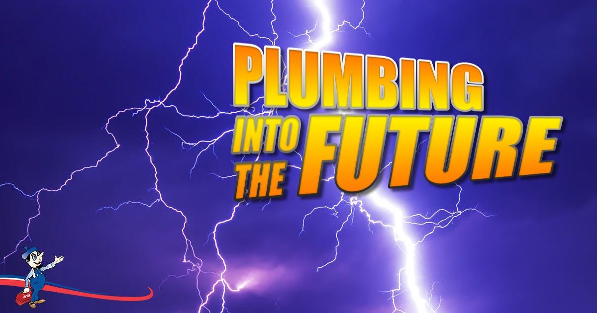 Plumbing Into The Future