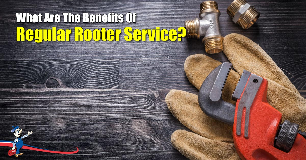 Benefits Of Regular Rooter Service