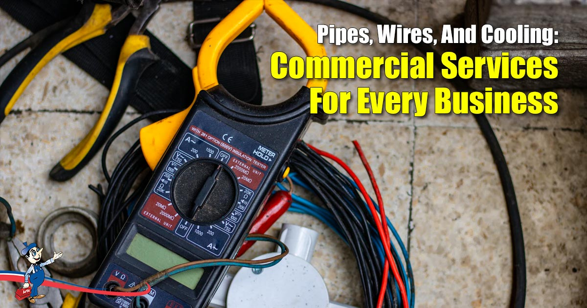 Commercial Services For Every Business