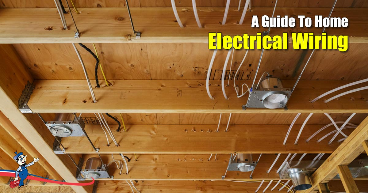 Home Electrical Wiring  U2013 An Easy To Follow Guide