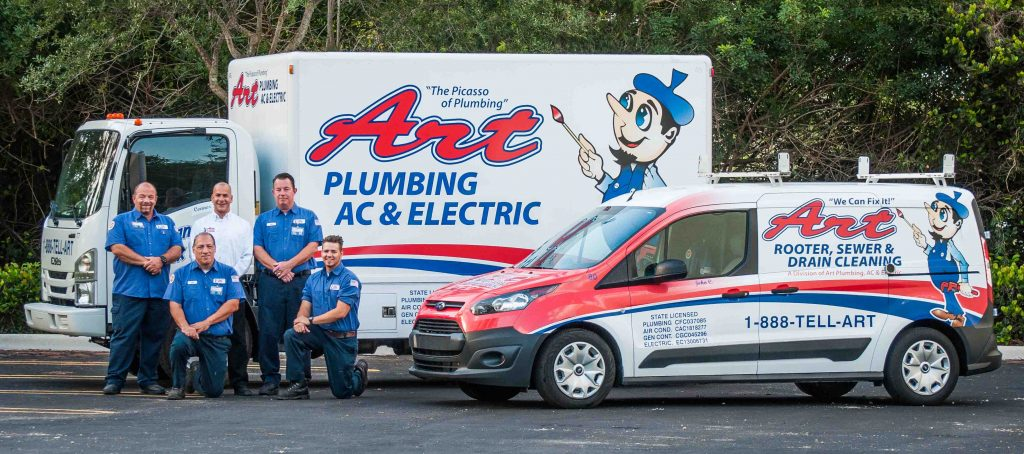 coral springs plumber, technician, electrician