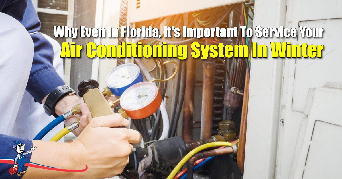 Air Conditioning System Service