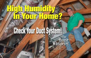 high humidity duct system