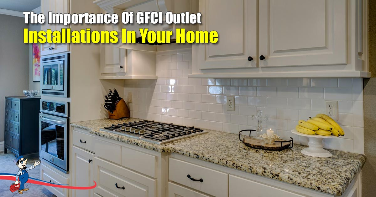 GFCI Outlet Installations