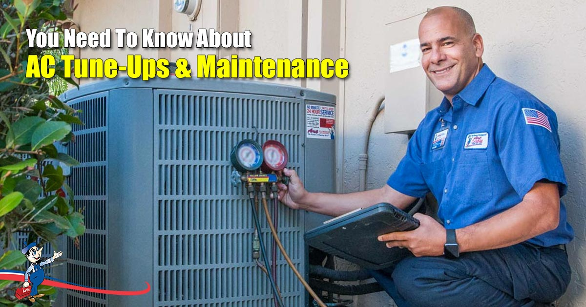 AC Tune-Ups & Maintenance