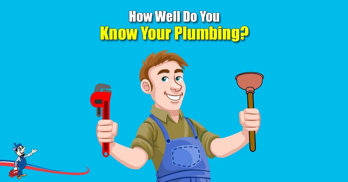 plumbing quiz