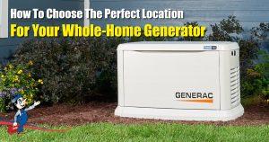 Whole-Home Generator