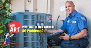common ac problems