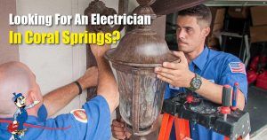 electrician coral springs