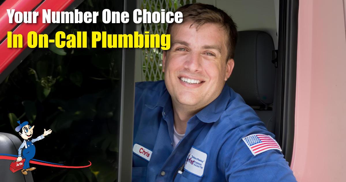 on call plumbing