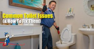 toilet issues