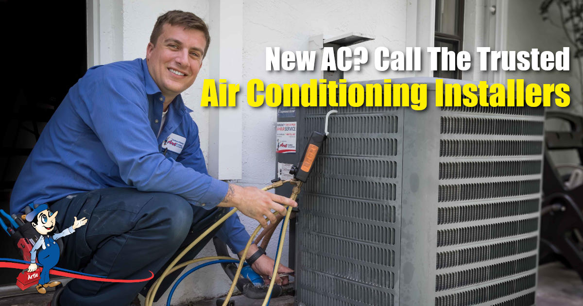 air conditioning installers