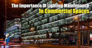 commercial lighting maintenance