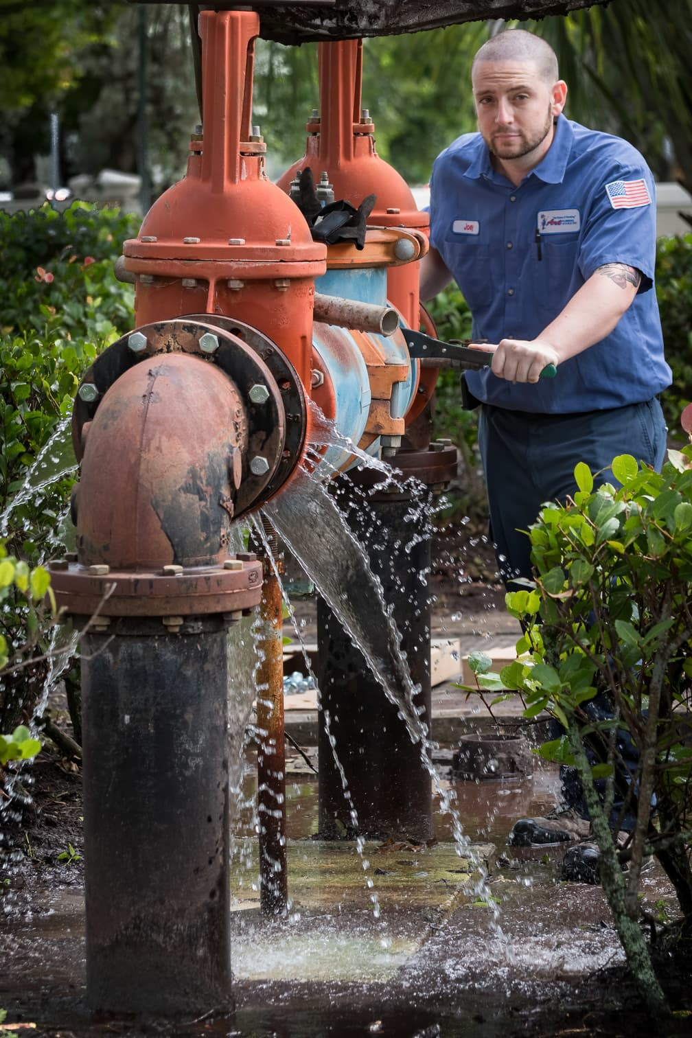commercial sewer services