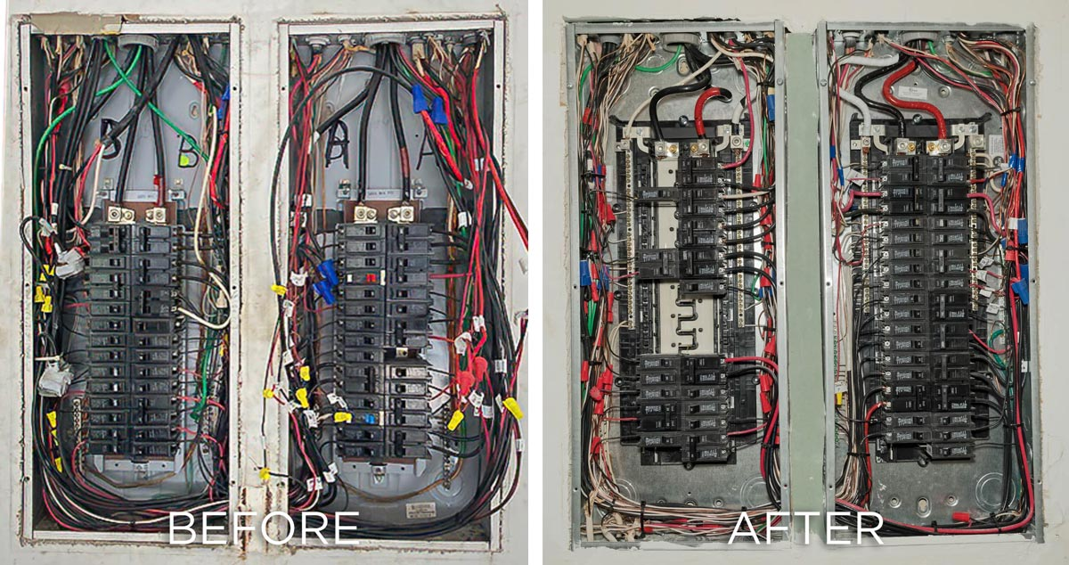 Residential Electrical Panel Upgrades