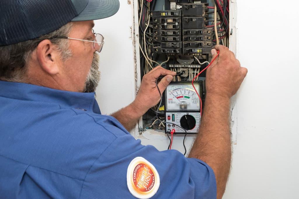 Electrical Panel Repairs