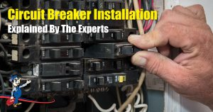 circuit breaker installation