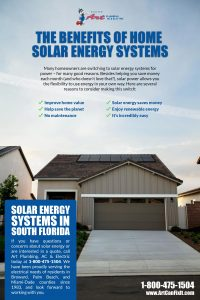 Benefits Of Home Solar Energy Systems