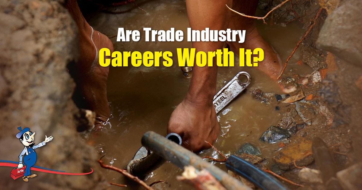 trade industry careers