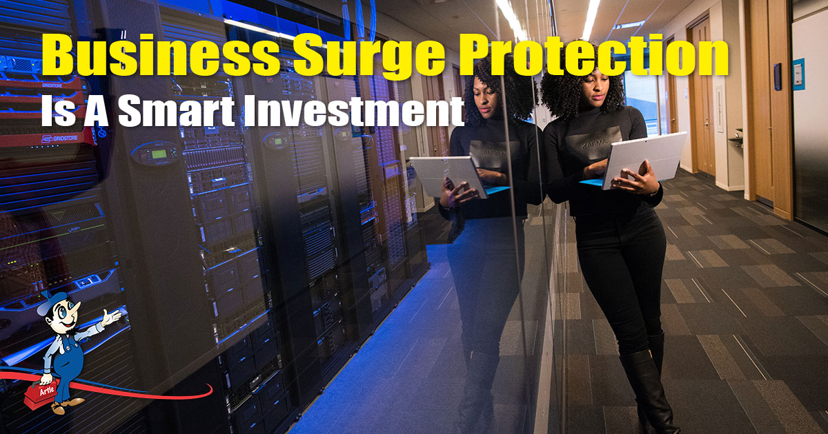 business surge protection