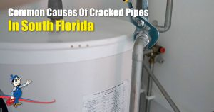 cracked pipes